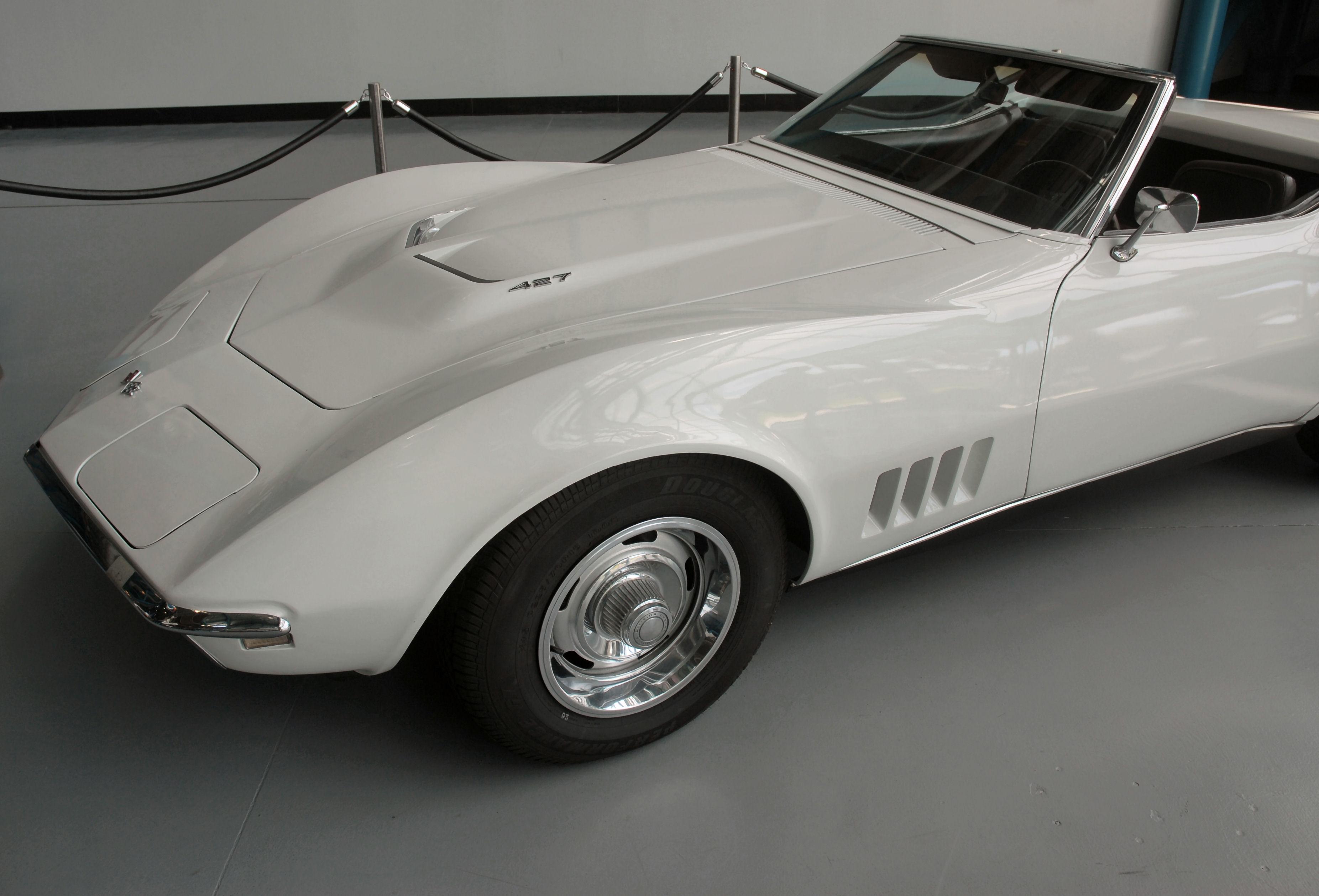 1966 Corvette Stingray >> Kennedy Space Center