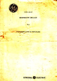 rca transistor manual download